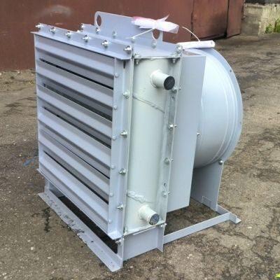 Теплообменник с вентилятором отопление SteelTex - Промывка теплообменников Бузулук