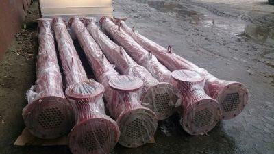 Водоводяной подогреватель ВВП 15-325-2000 Новый Уренгой Уплотнения теплообменника SWEP (Росвеп) GL-265P Минеральные Воды
